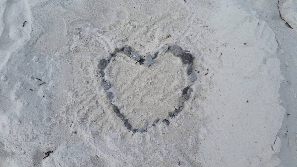 Rock Heart Circle