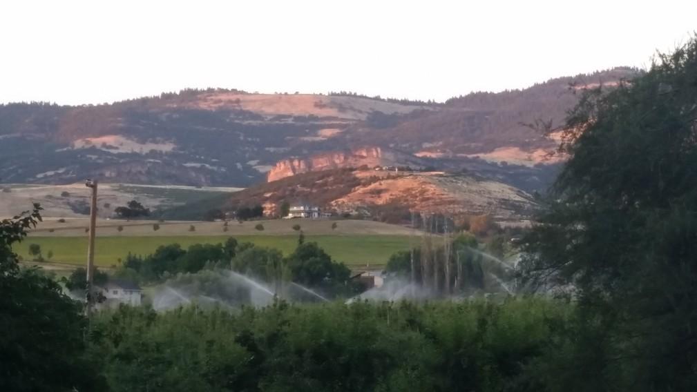 Landscape from Bear Creek Greenway