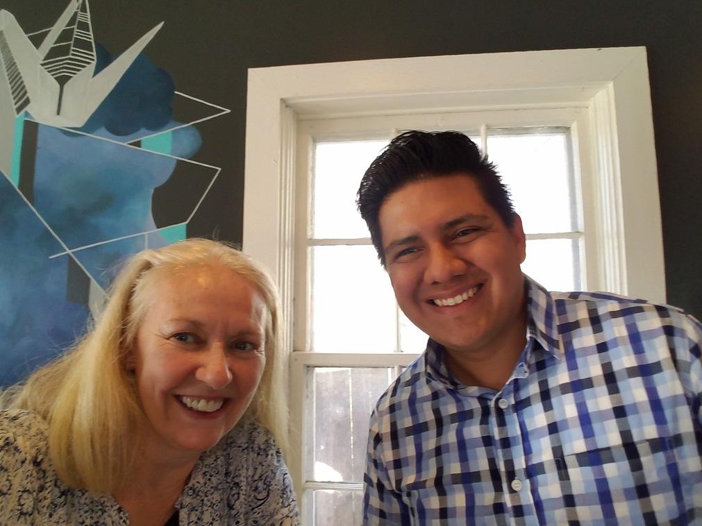MeetUp with Juan Sequeda in Austin