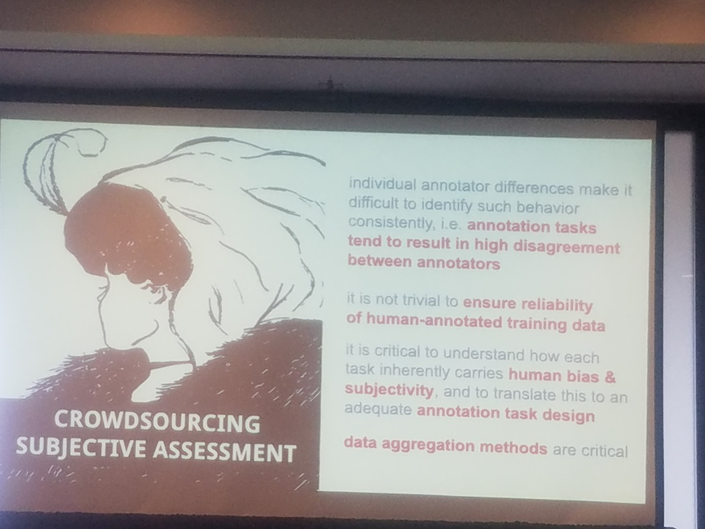 Crowdsourcing Subjective Assessments