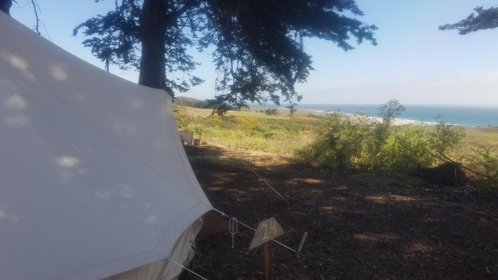 Dweb Camp 2019 at The Mushroom Farm