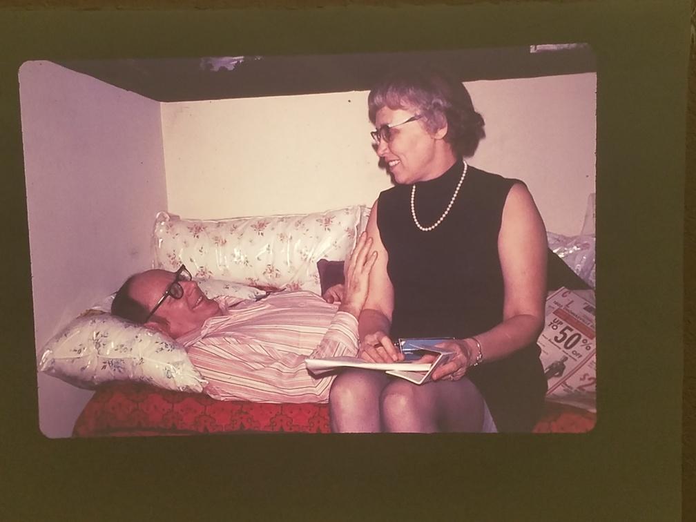 Gran Gran and Grandfather