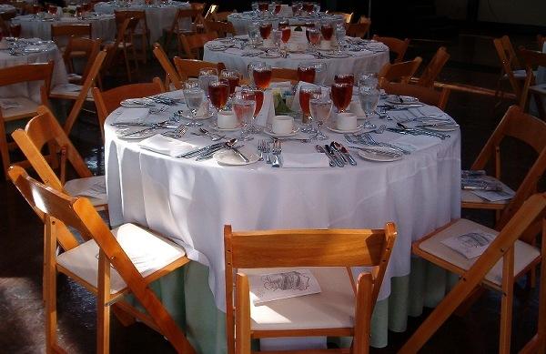 Formal Dining Scene
