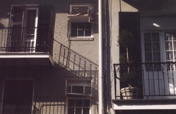 French Quarter Gray