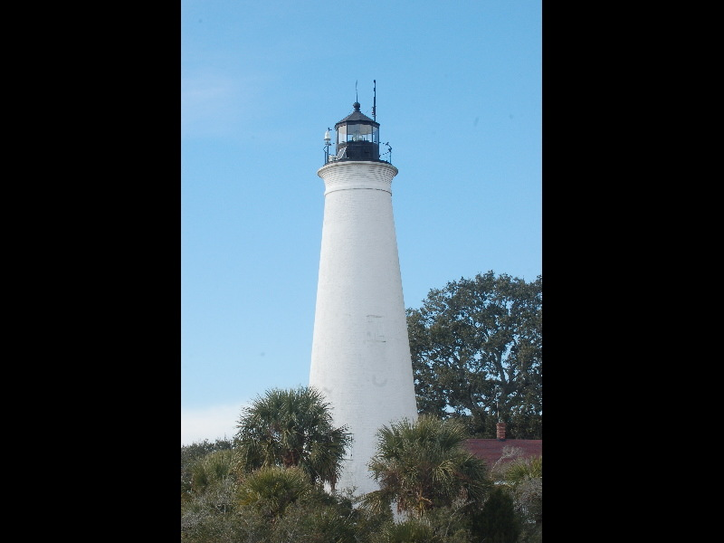 the Lighthouse at St. Mark's