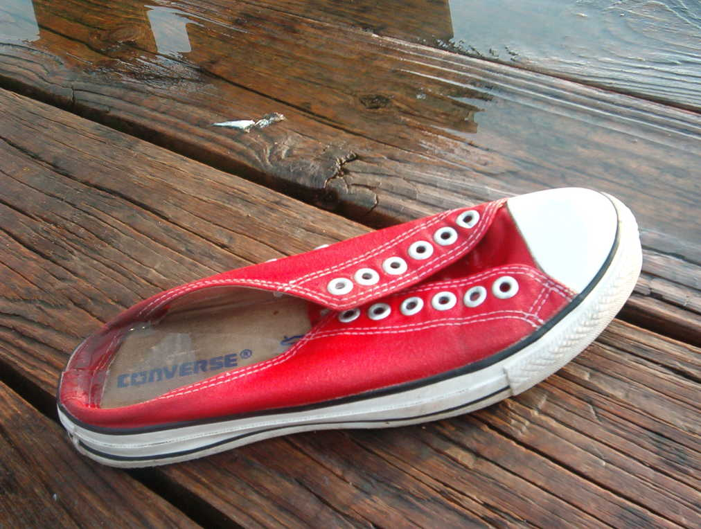 Converse Tennis Shoe