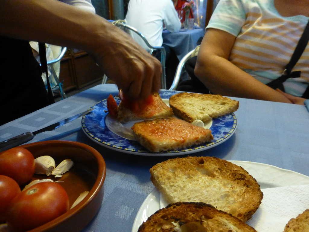 Catalonian Bread