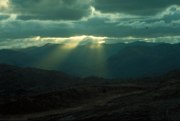 Sunset - Kodiak Island, Alaska