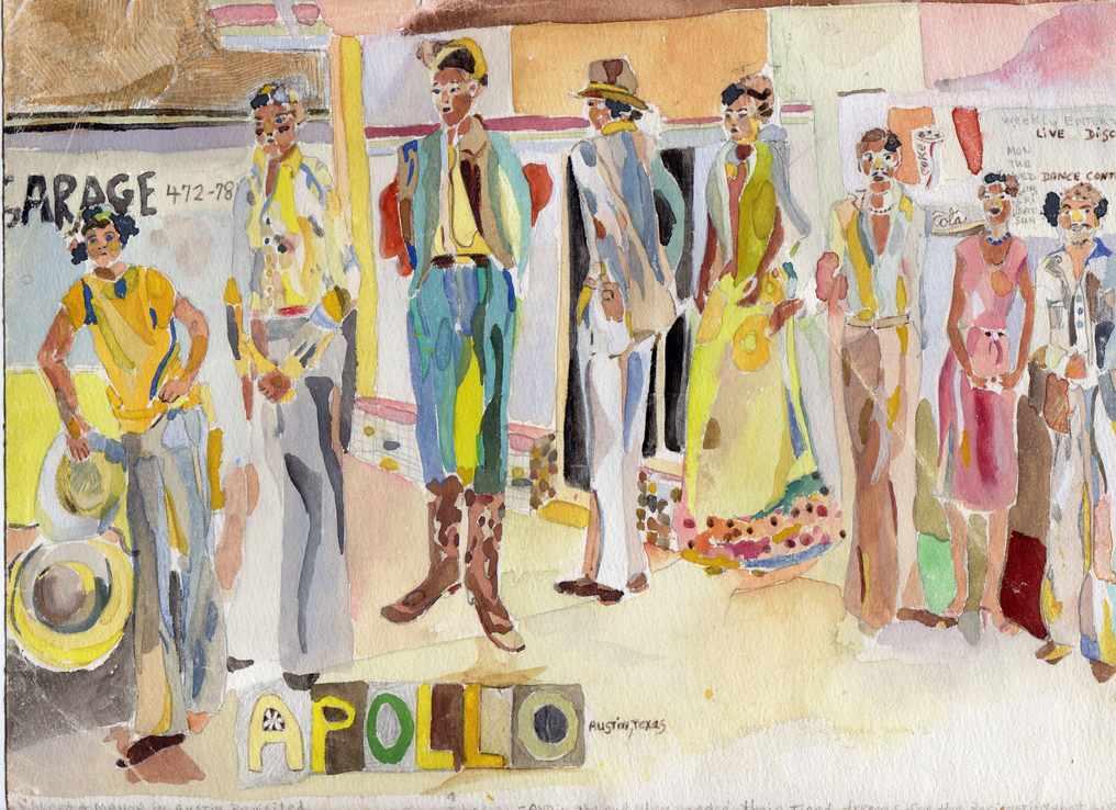 Apollo - Austin Texas