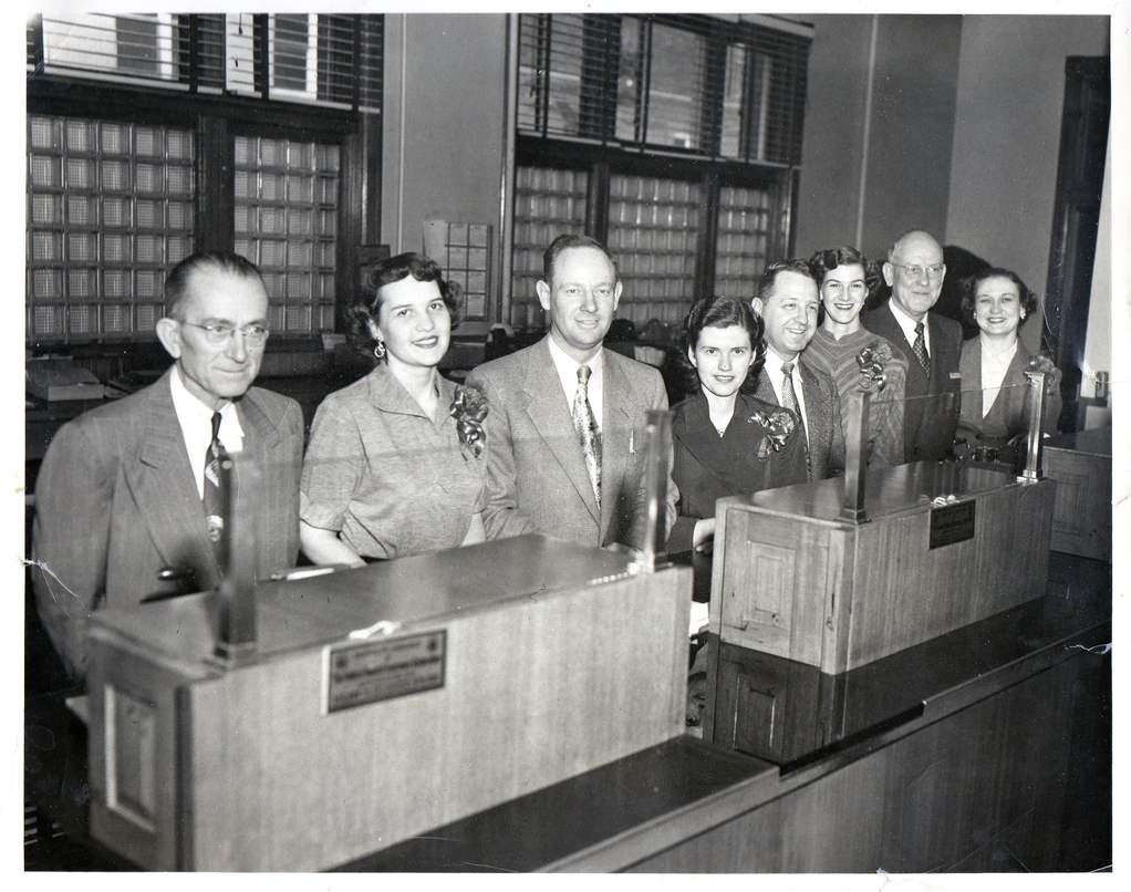 Clinton Bank Staff