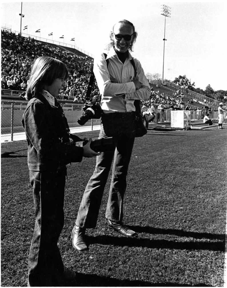 Doak Campbell Stadium Circa 1970 or '71