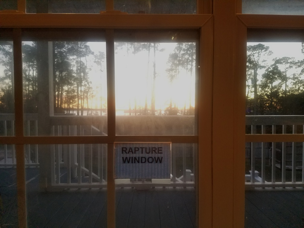 Rapture Window