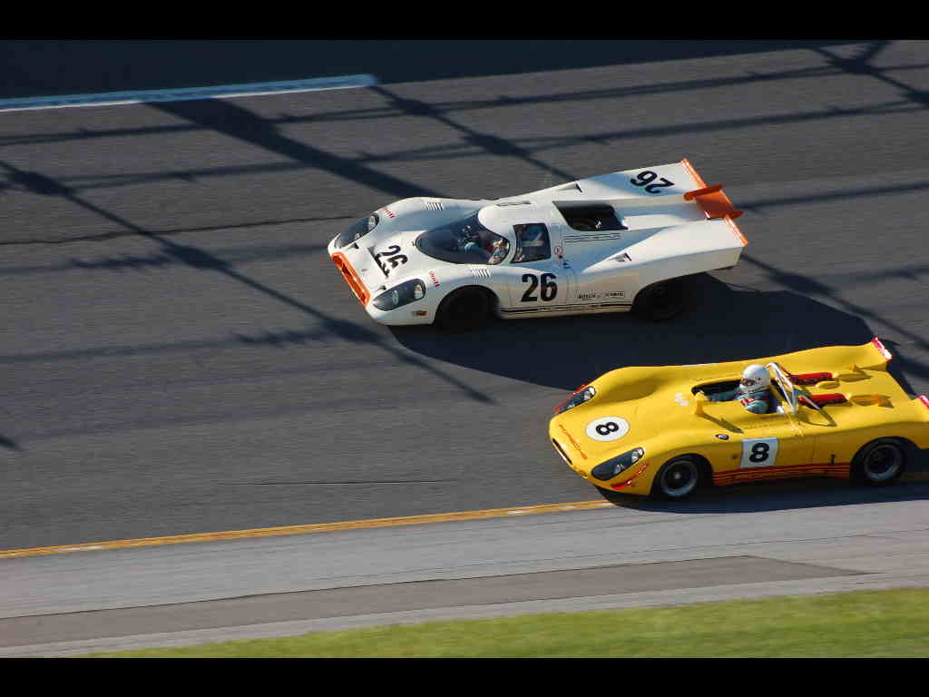 Daytona Rennsport Reunion