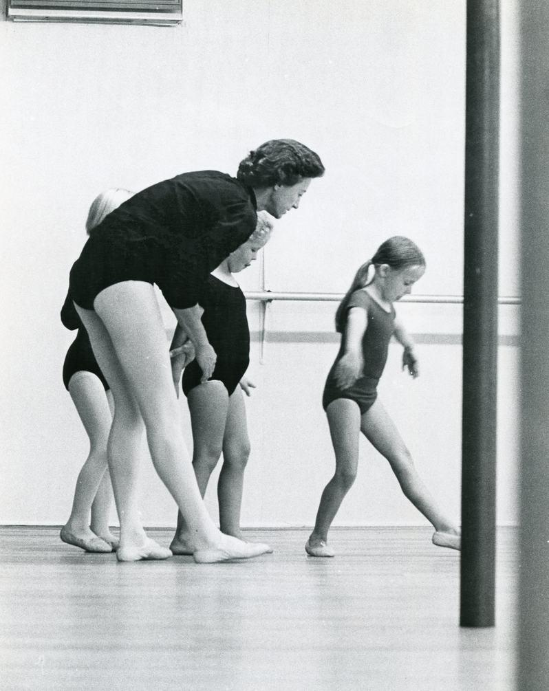 Miss Salter's School of Dance