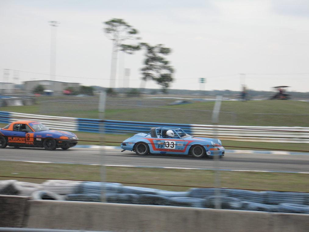 Sebring Track day