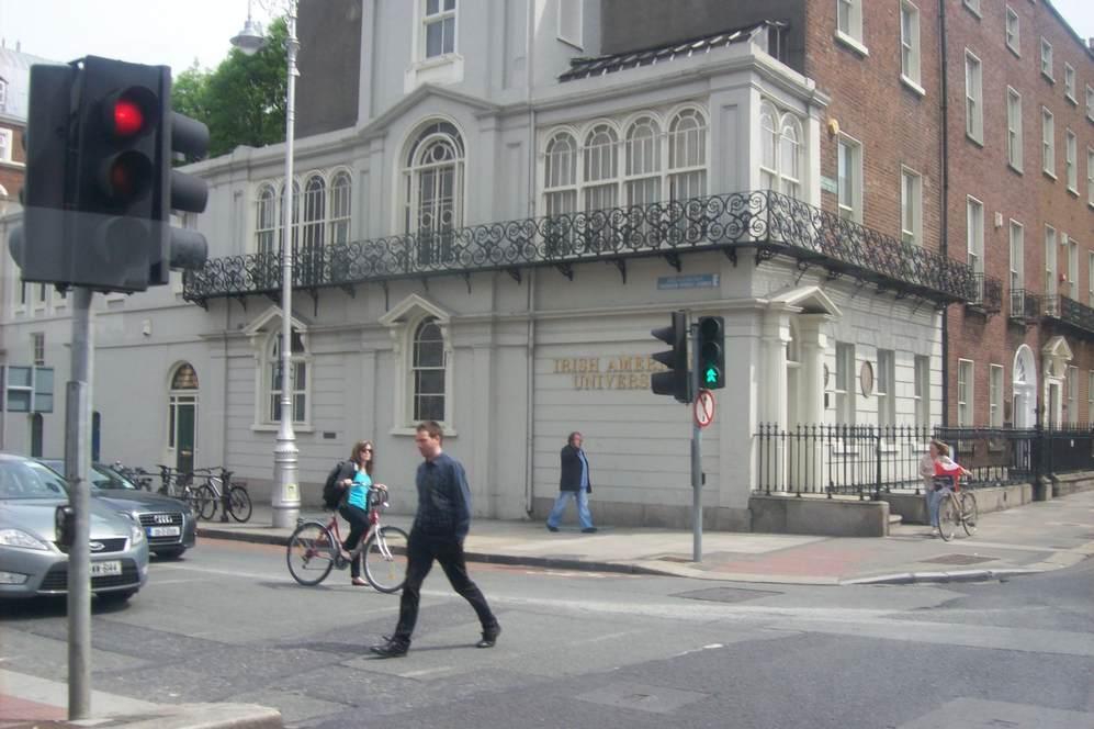 Irish-American University in Dublin