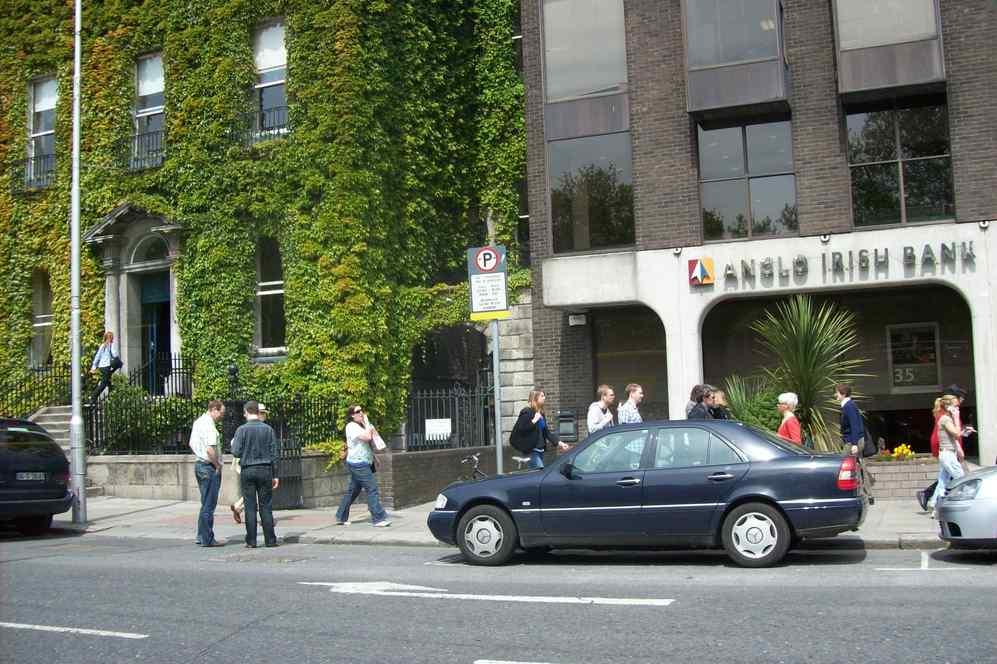 Anglo Irish Bank, Dublin, Ireland