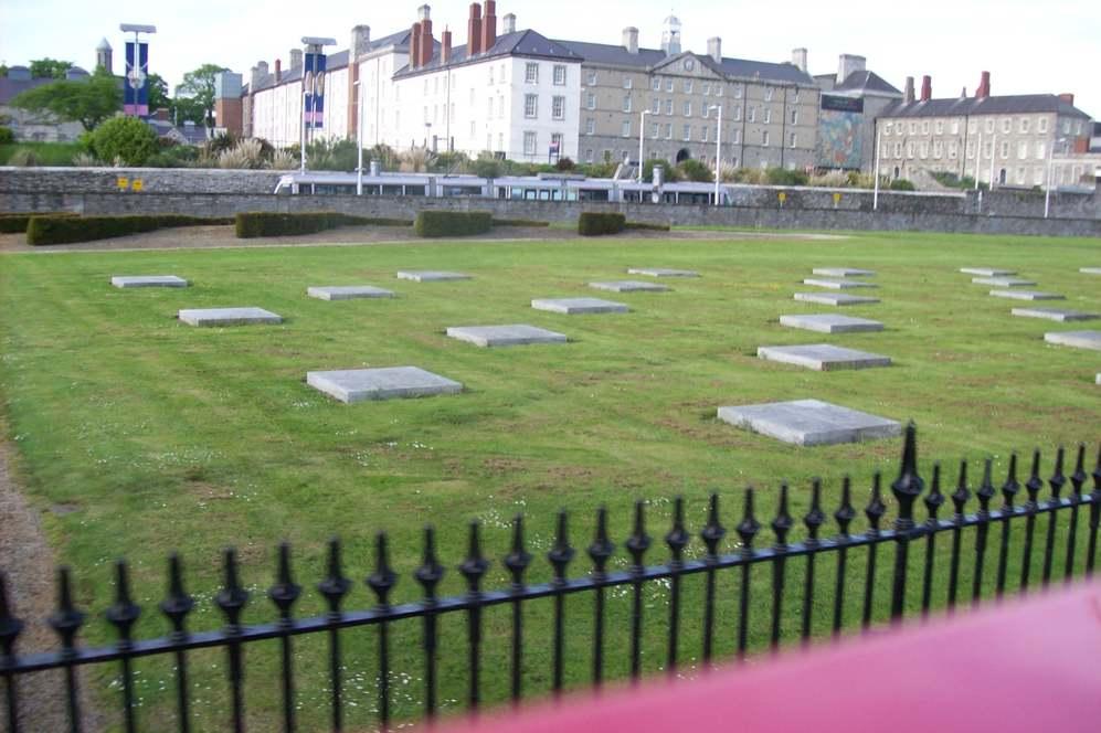 War Memorial called Croppies Acre