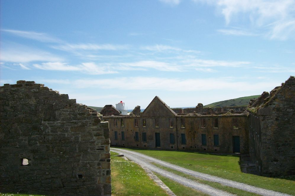 Barracks in the Ruins