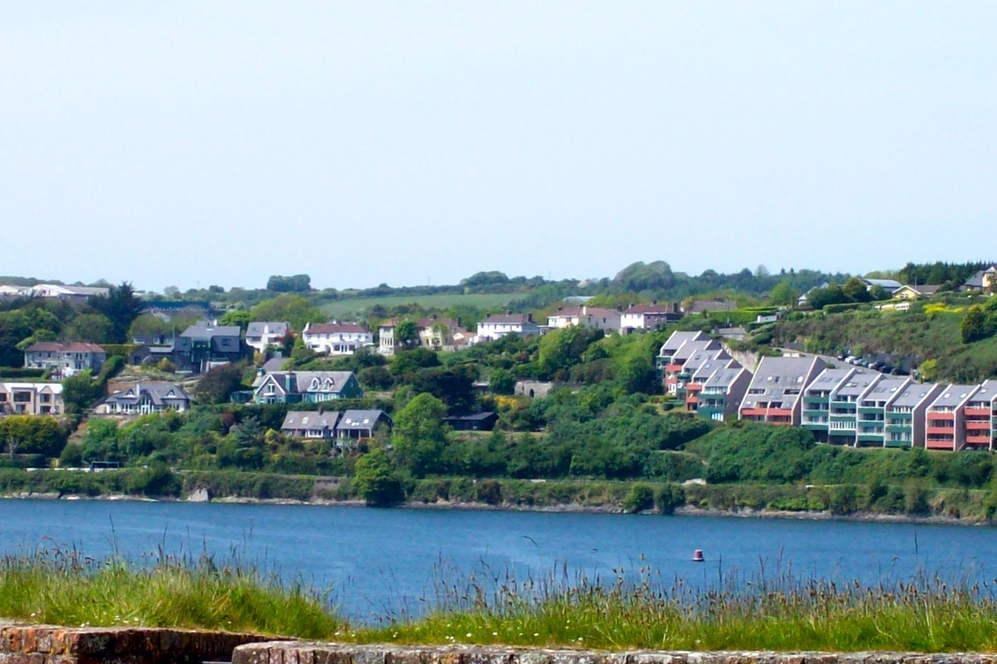 Estuary in Ireland