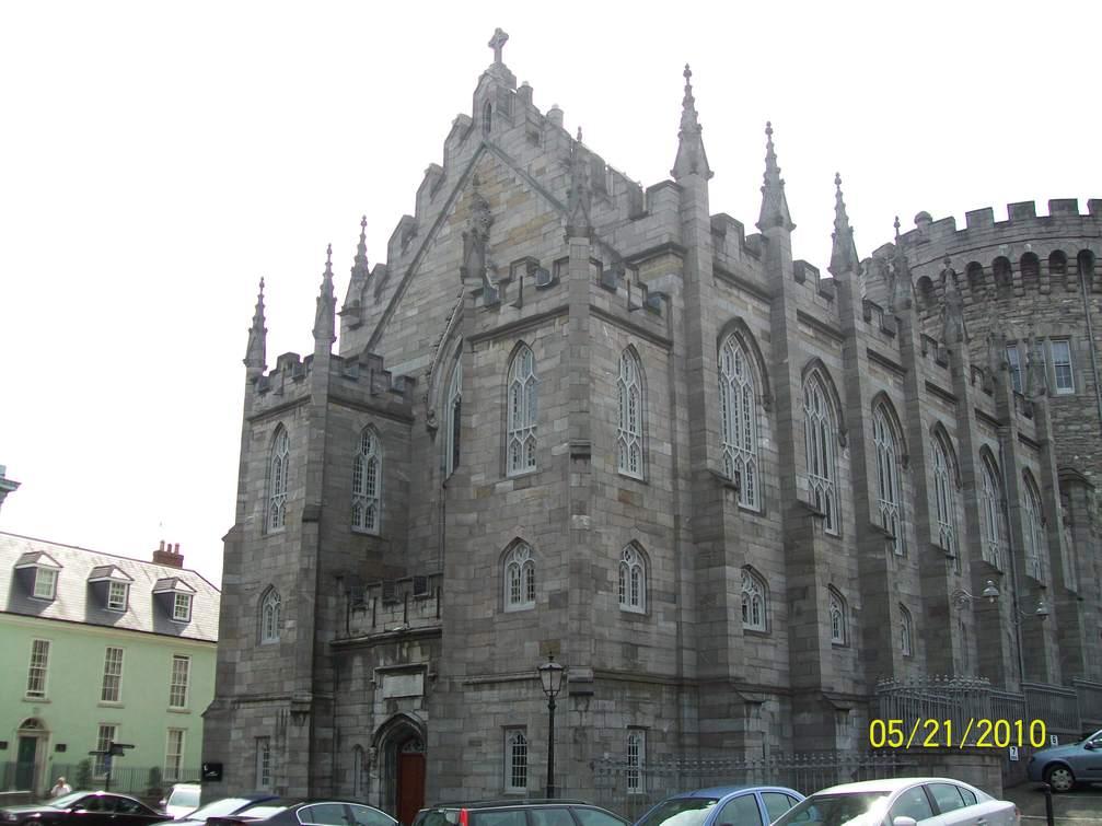 Church at Dublin Castle