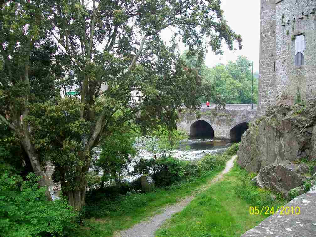 Castle Path to the River