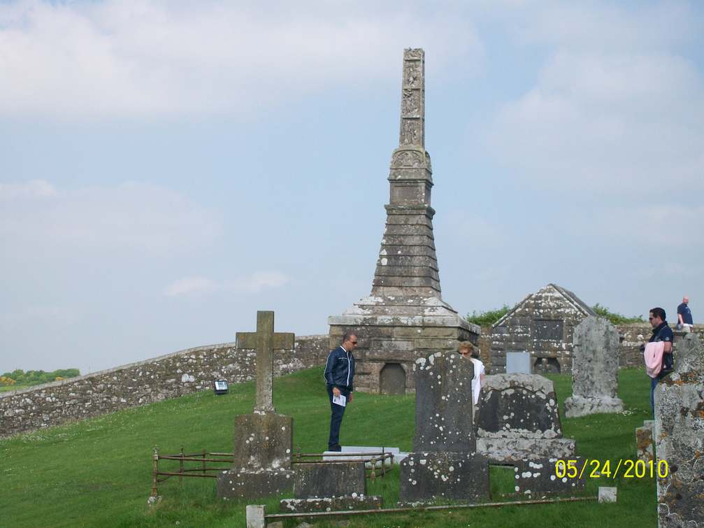 O'Scally Monument