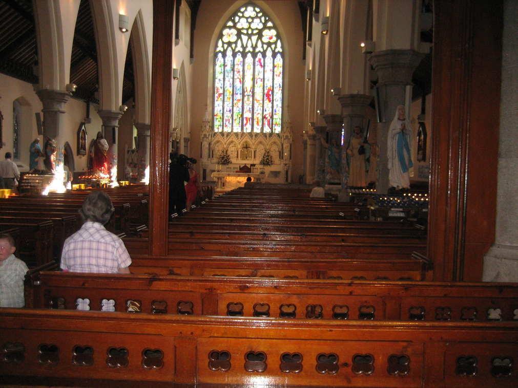 Catholic church in Wexford