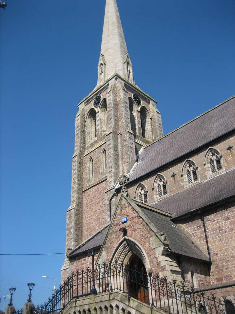 Wexford Church, Co Wicklow