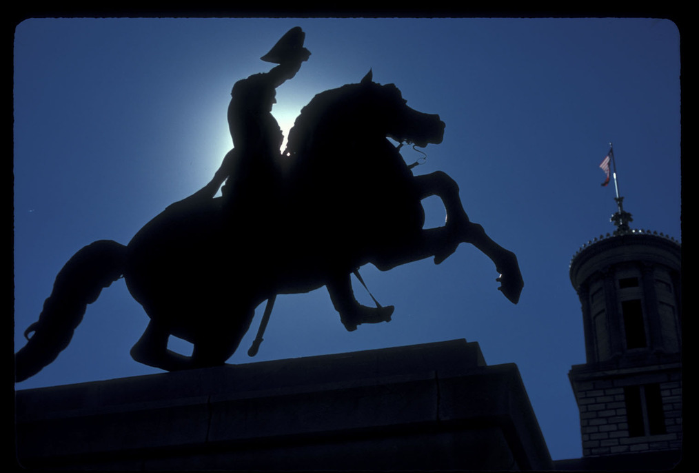 Andrew Jackson Equestrian Statue, Tennessee State Capitol