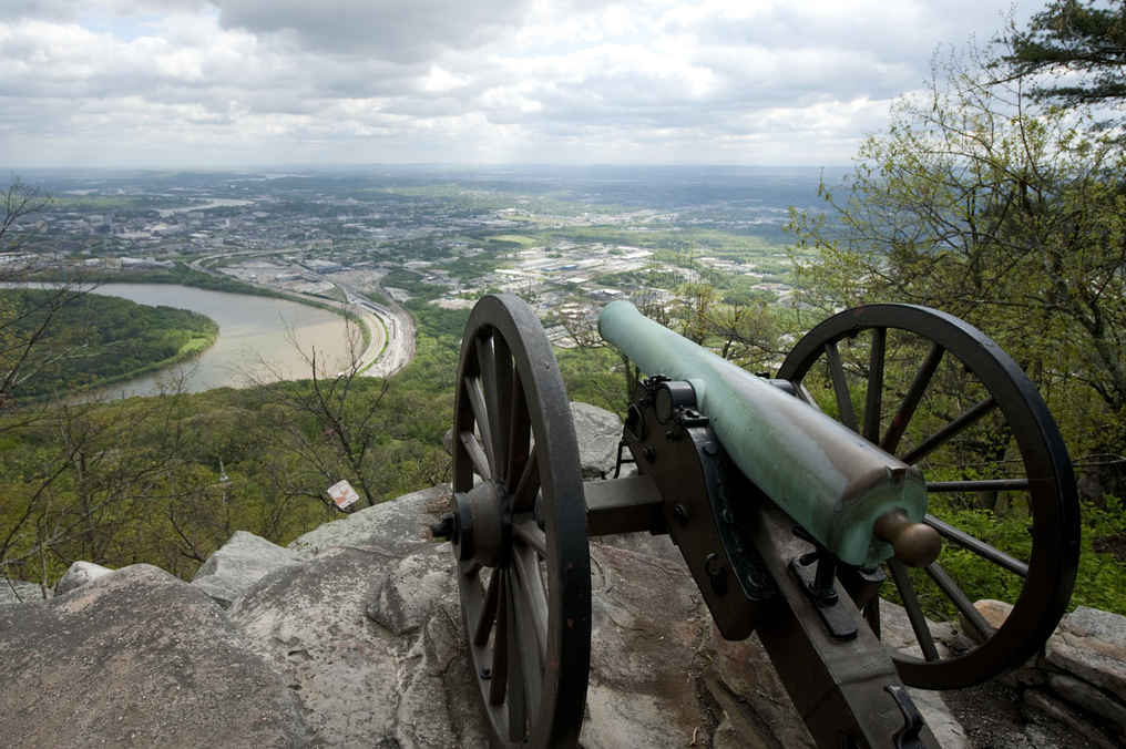 Chattanooga/Chicamauga Civil War Battlefields