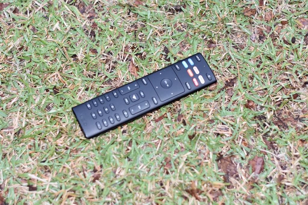 Remote in the Grass