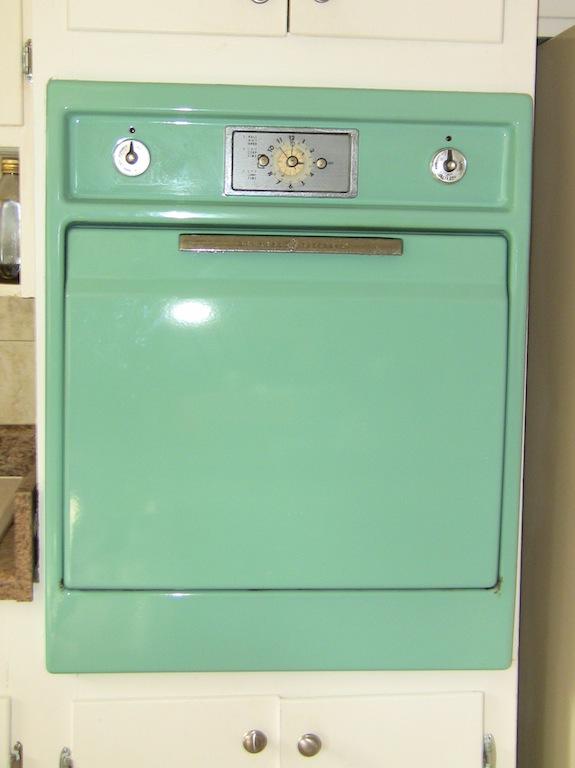 1950s oven