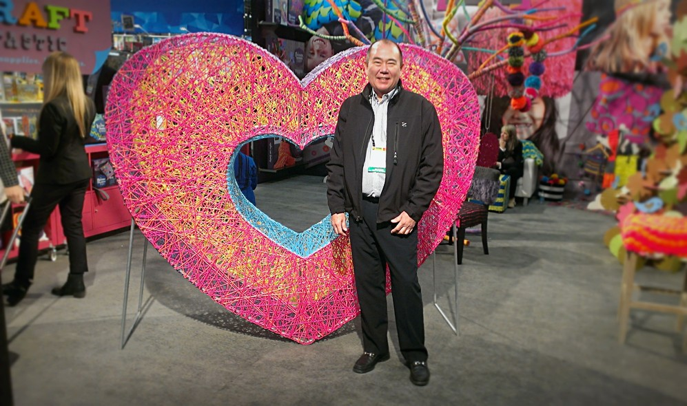 Larry Smith's big heart