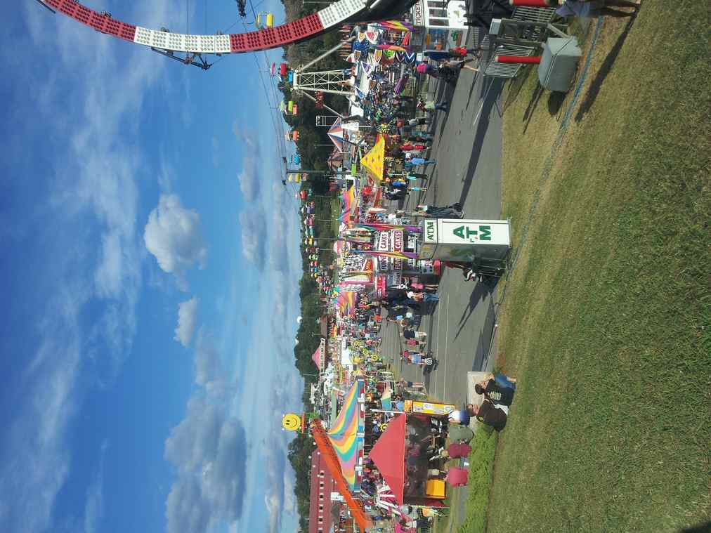 fair in October