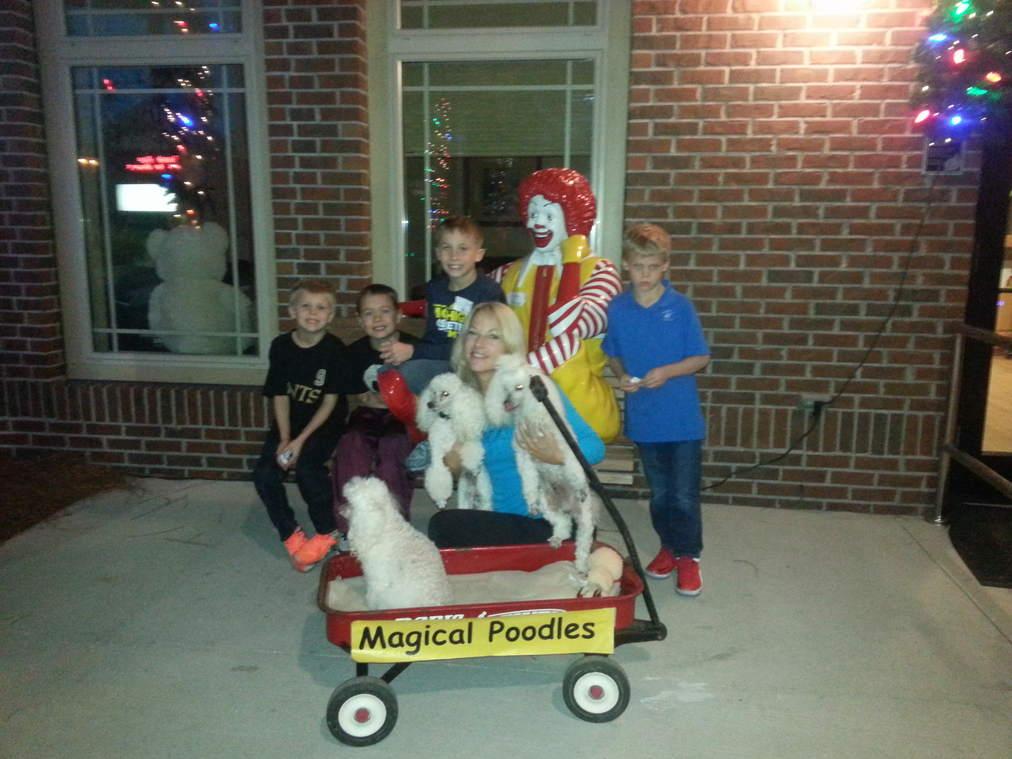 Ronald McDonald House Pensacola 2014