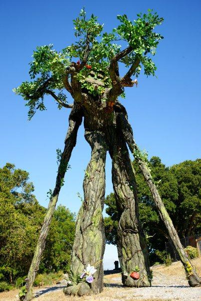 Walking Treeman