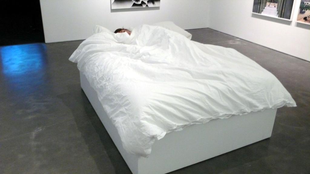 Chu Yun at the New Museum