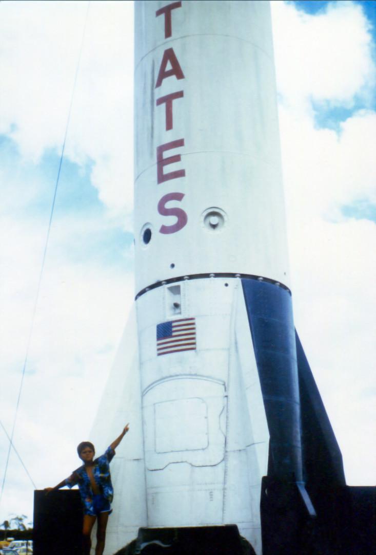 Kennedy Space Center Florida 1980