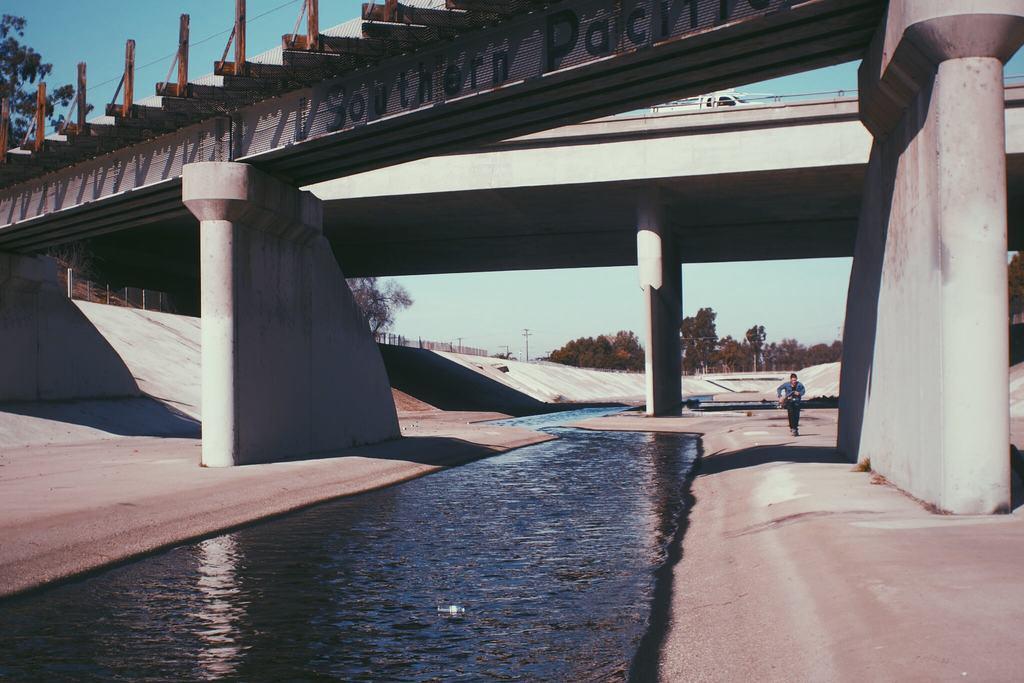 Southern Pacific LA River