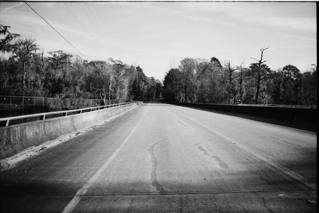 Shadeville road Bridge over Wakulla River