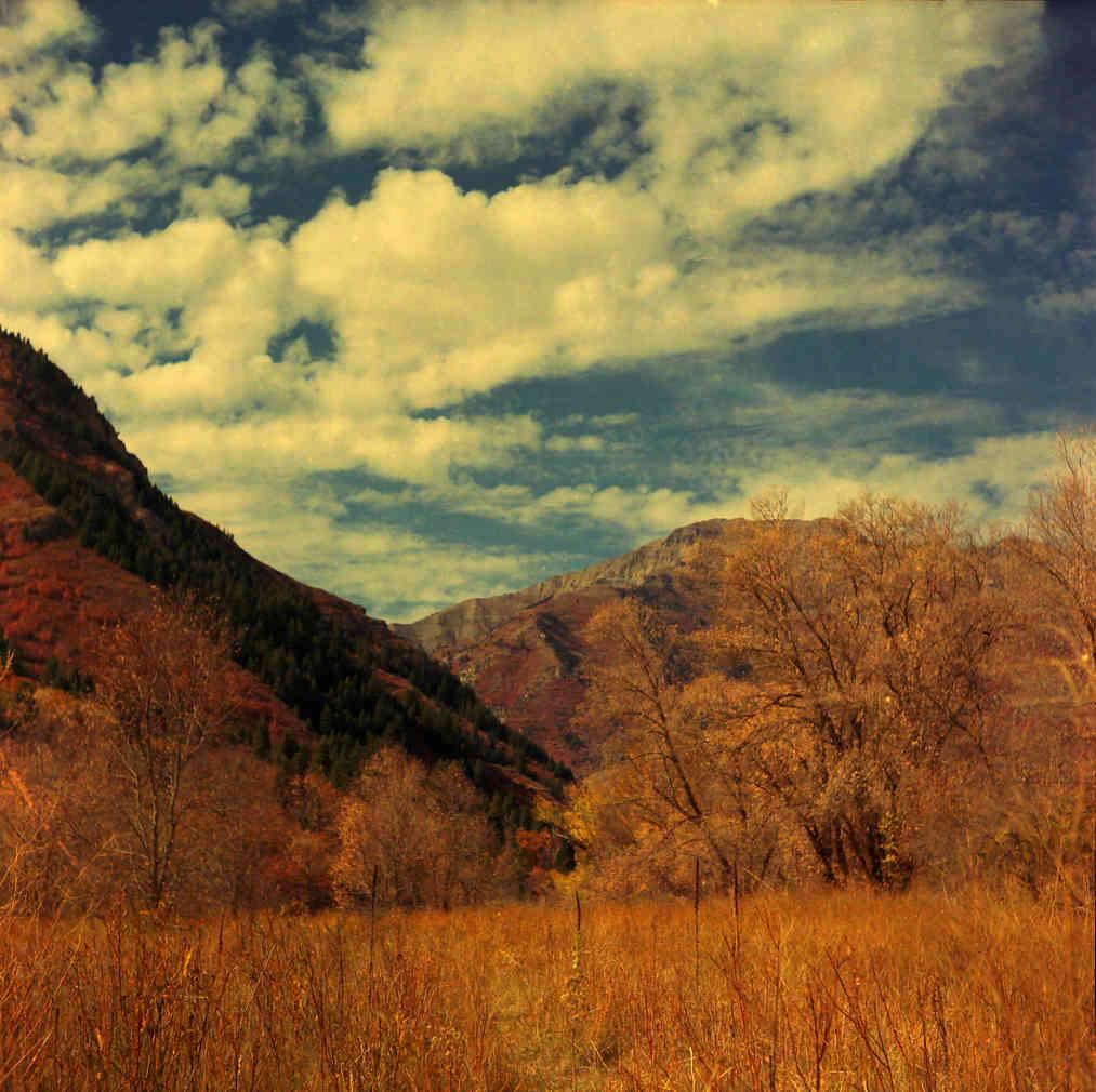Utah field view.