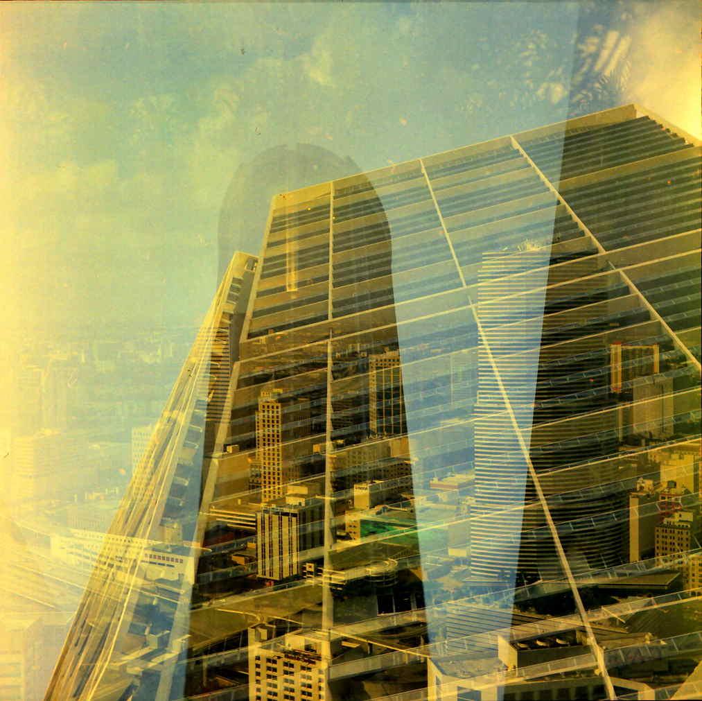 Buildings on Buildings on Buildings.