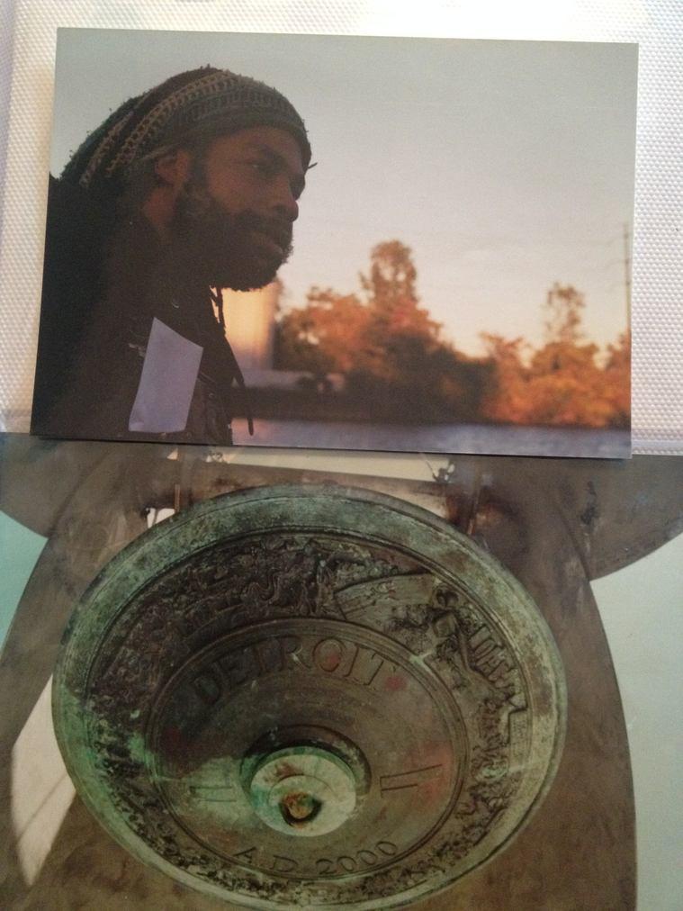Detroit Artist Chris Turner - Millennium Bell - Detroit