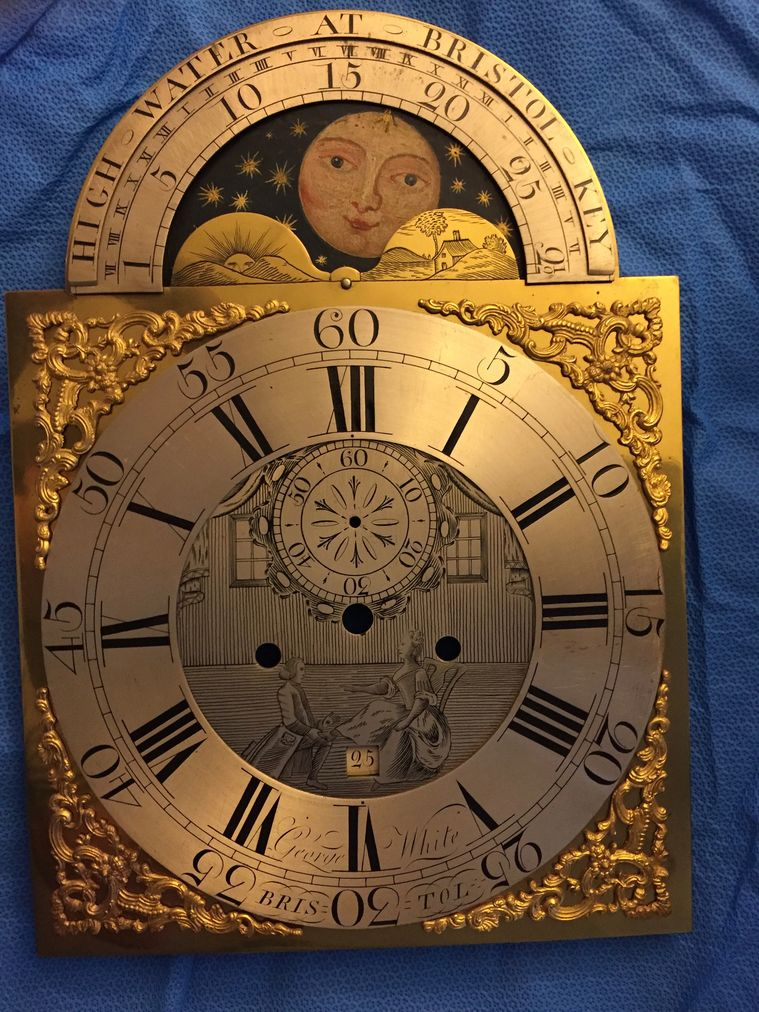 bristol clock face