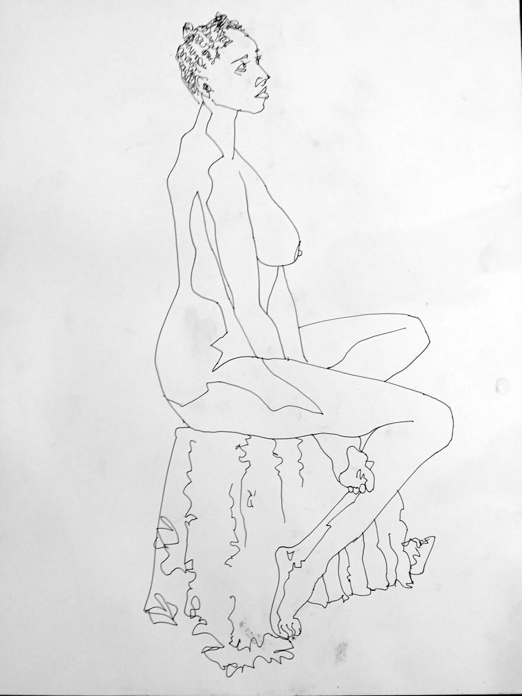 Oddists drawing