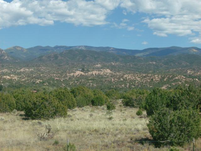Near Alburquerque, New Mexico