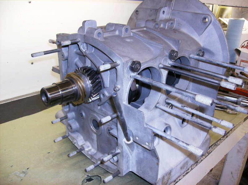 Crank Shaft Fitting Process