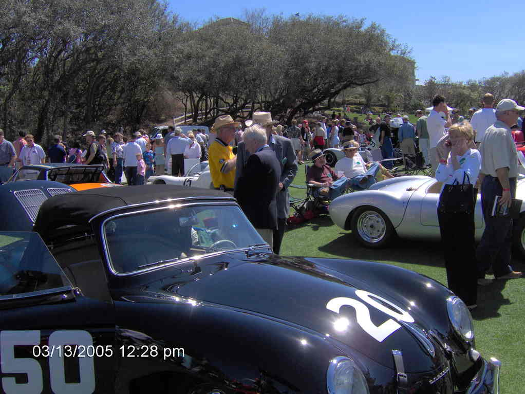 America Roadster at 2005 Amelia Island Concours d'Elegance