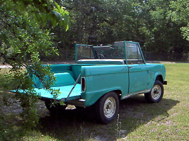 Chevy Bronco Truck